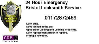Bristol Locksmith Service